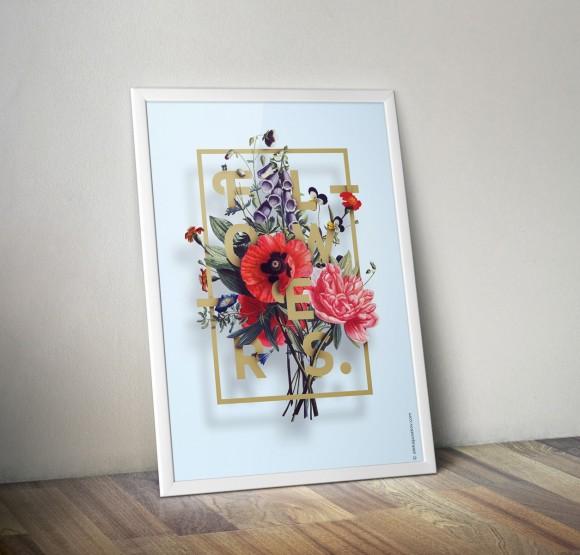 Aleksandr Gusakov - Flower