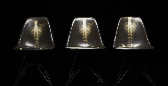 Dr. Woo x Modernica - Limited edition Fiberglass Chair