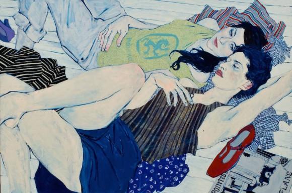 Hope Gangloff - American Painter