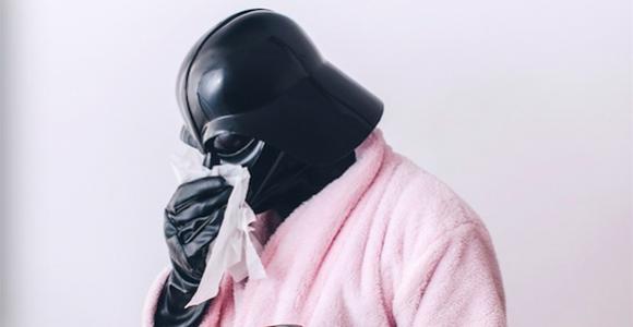 Patel Kadysz - The daily Life of Darth Vader evd