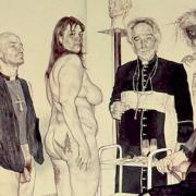 Riccardo Mannelli - Apoteosi dei Corrotti evd