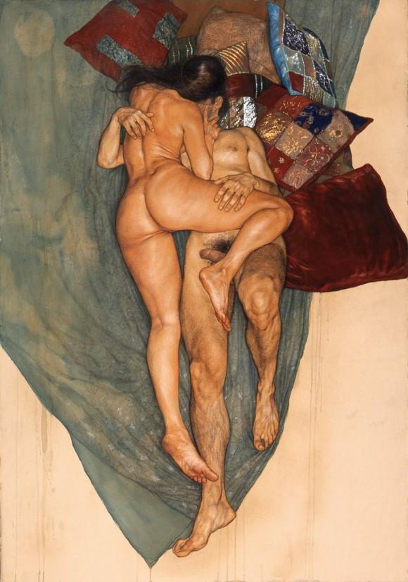 Riccardo Mannelli - Hasta mañana mi amor13