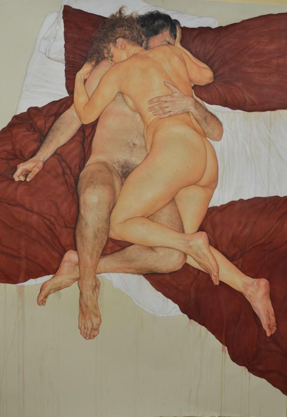 Riccardo Mannelli - Hasta mañana mi amor34