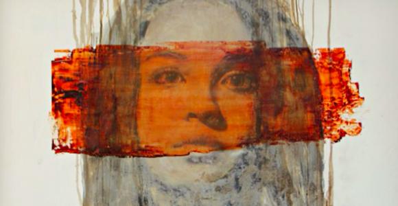 Simona Fedele - La presenza ermetica - Figurative Paintings