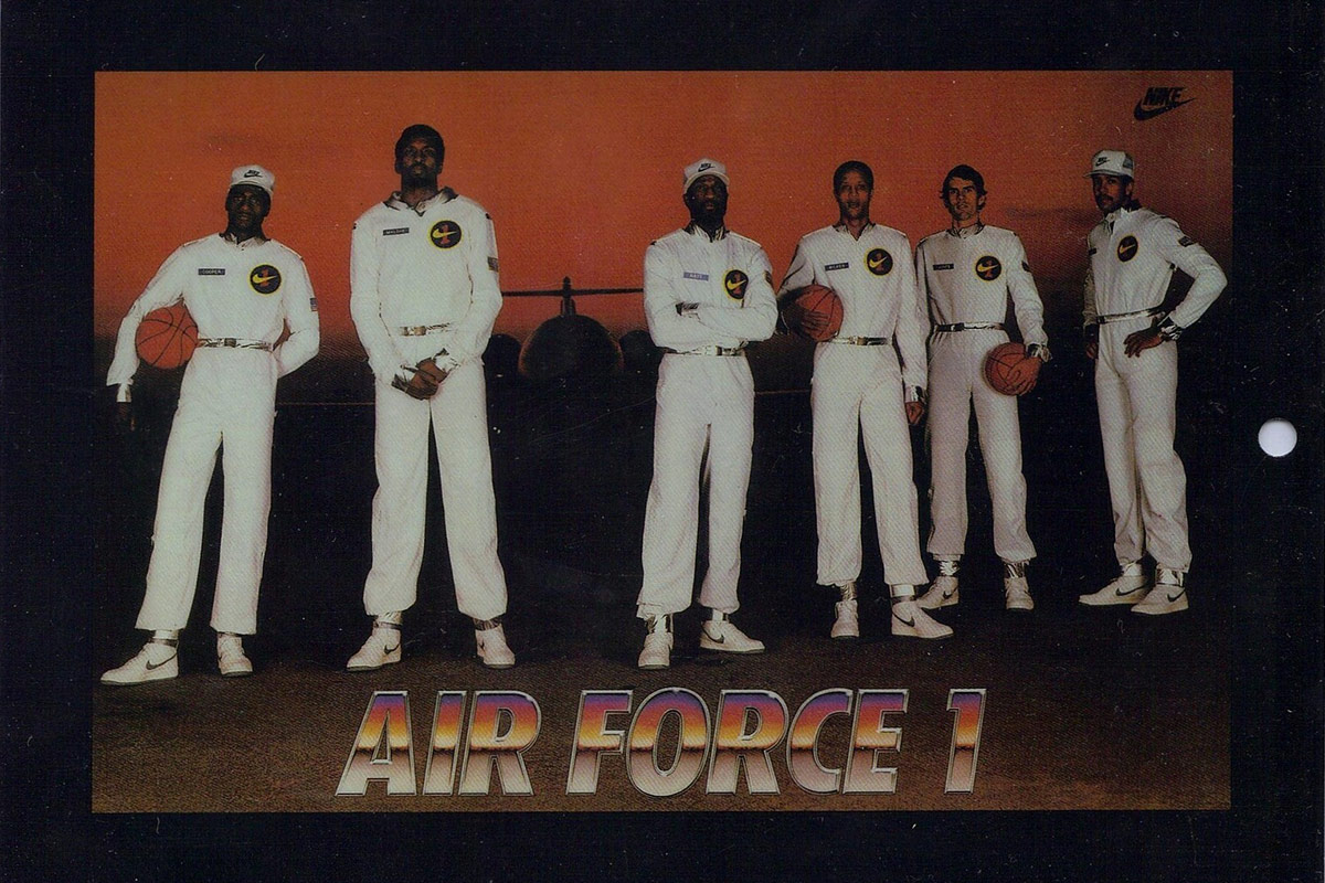 33 cose da sapere sulla Nike Air Force 1 | Collater.al