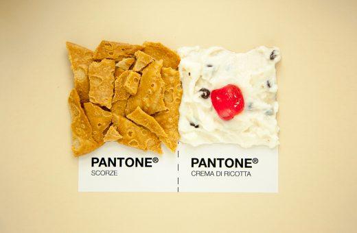 Georgia Calderone – Sicilian Food as Pantone