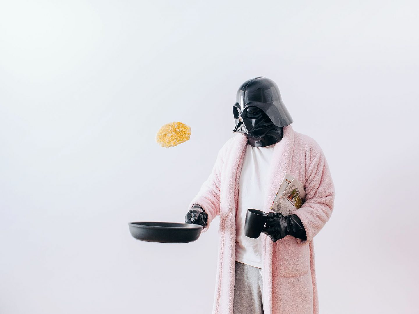 The Daily Life of Darth Vader, il progetto di Pawel Kadysz