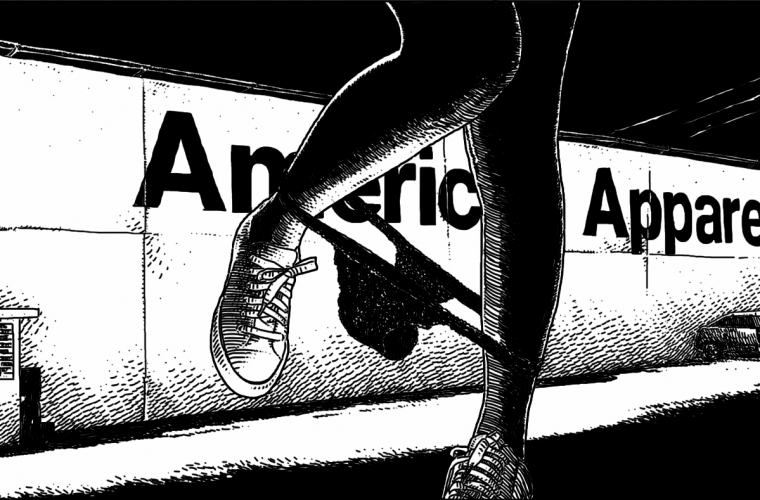 Le illustrazioni erotiche di Apollonia Saintclair