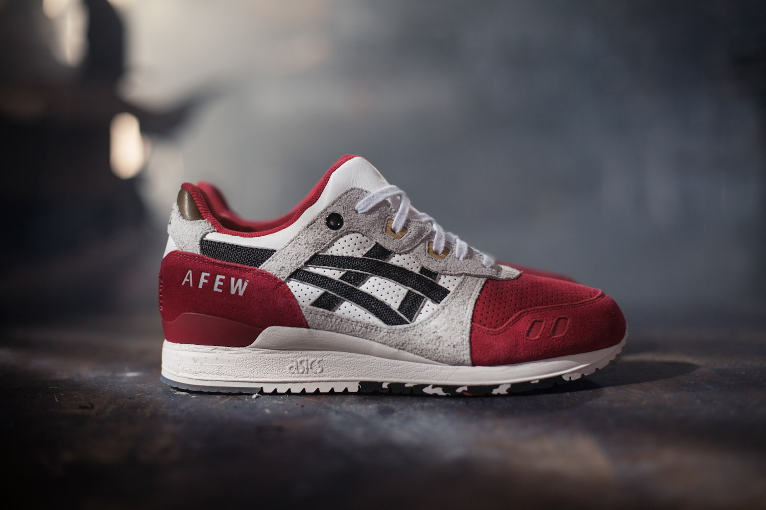ASICS x Concepts Gel Lyte III three leggi cncpts