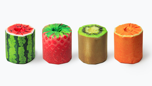 Kabuki Kalahari - The Fruits Toilet Paper