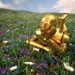 Kyle Hagey – The Softer Side of Star Wars – C3PO