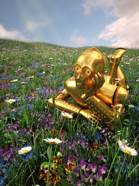 Kyle Hagey - The Softer Side of Star Wars - C3PO