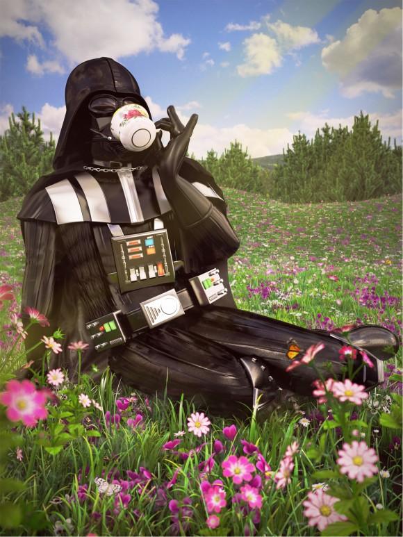 Kyle Hagey - The Softer Side of Star Wars - Darth Vader