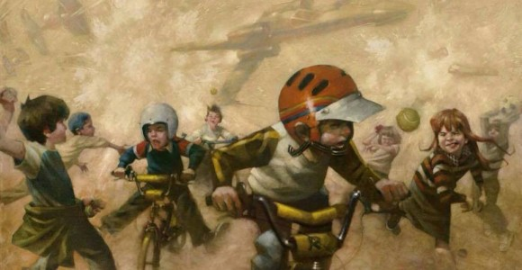 Craig Davison - Star Wars Paintings | Collater.al