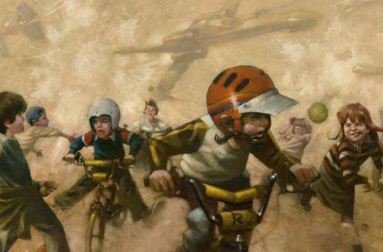 Craig Davison – Star Wars Paintings