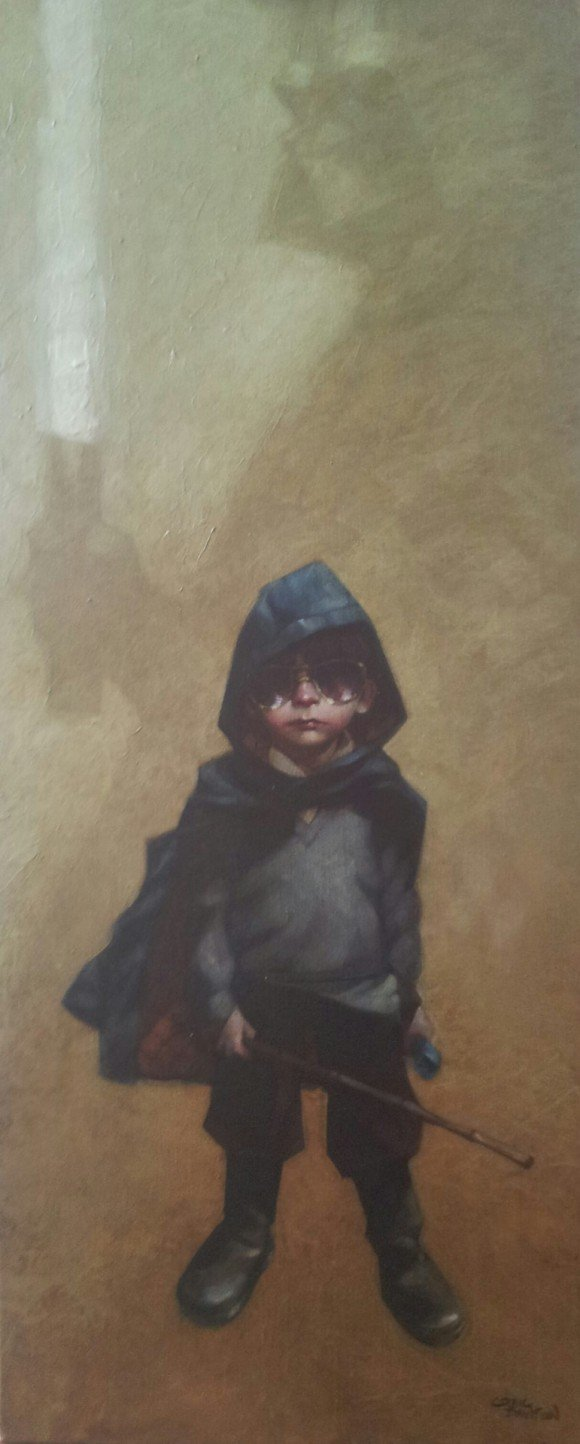 Craig Davison - Star Wars Paintings