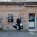 Wunderkammern sbarca a Milano con la mostra di Blek le Rat | Collater.al