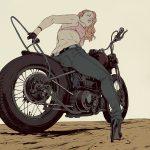 Le pin-up mercenarie di Robert Sammelin | Collater.al