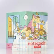 Notecook piccole storie illustrate di alimentazione vegan | Collater.al
