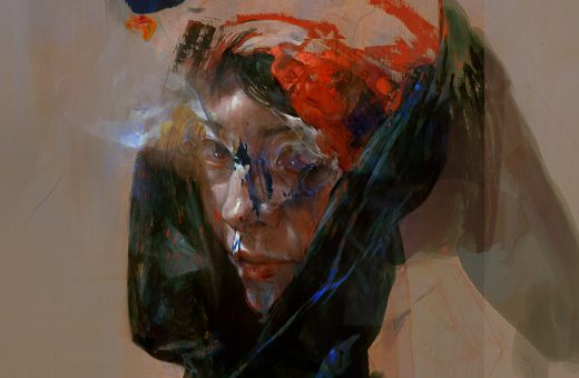 L'espressionismo digitale di Jeff Simpson