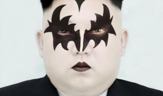Kim Jong-Un Plays Dress-up