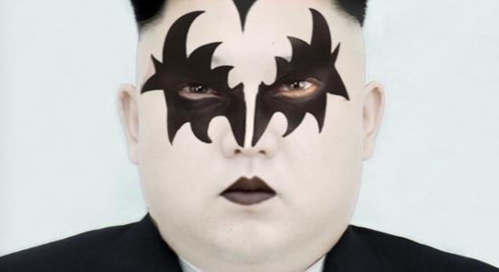 Kim Jong-Un - Plays Dress-up - Un Tumblr sul leader coreano | Collater.al