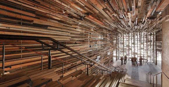 Hotel Hotel - Hotel ristrutturato con vecchie assi di legno | Collater.al