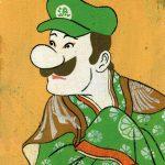 Takao Nakagawa – Ukiyoe Character series: icone pop in antico stile giapponese   Collater.al