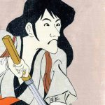 Takao Nakagawa – Ukiyoe Character series: icone pop in antico stile giapponese | Collater.al