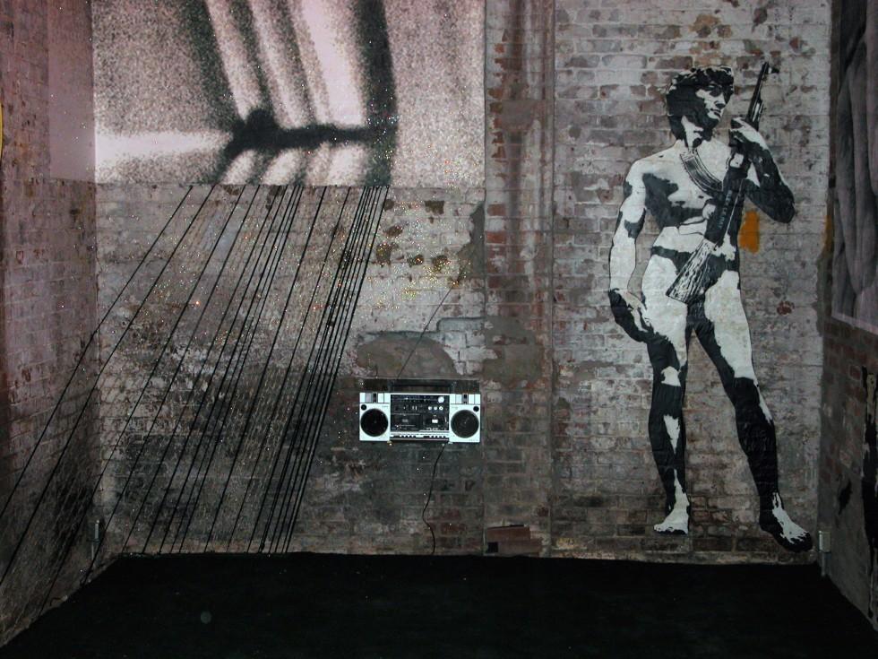 Wunderkammern sbarca a Milano con la mostra di Blek le Rat