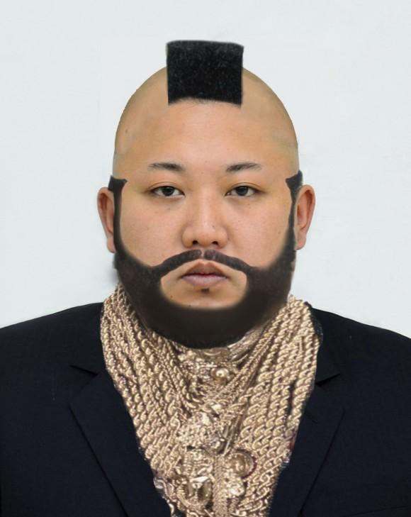 Kim Jong-Un Plays Dress-up - Un Tumblr sul leader coreano