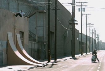 L'incredibile quarterpipe del collettivo Pretty Sweet | Collater.al