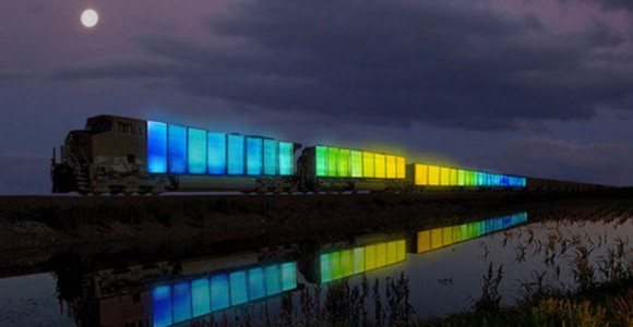 Station To Station - A Film by Doug Aitken | Collater.al