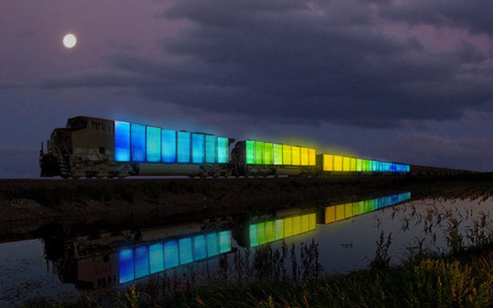 Station To Station – A Film by Doug Aitken