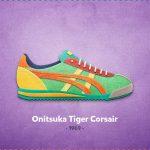 Colorful Sneakers – 20 Sneakers da leggenda illustrate da Mantas Bačiuška | Collater.al