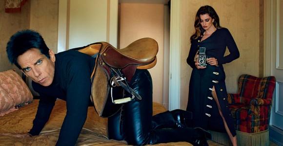 Derek Zoolander fotografato da Annie Leibovitz | Collater.al