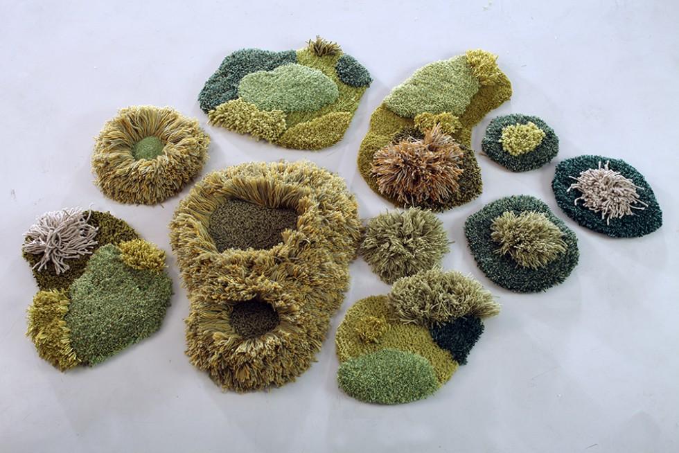 Gli splendidi green carpet di Alexandra Kehayoglou | Collater.al