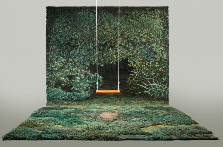 Green Carpet by Alexandra Kehayoglou