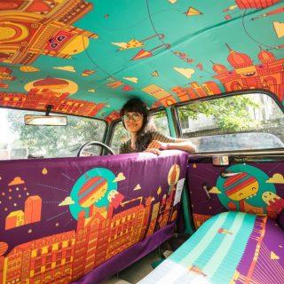 Gli stravaganti taxi di Mumbai | Collater.al