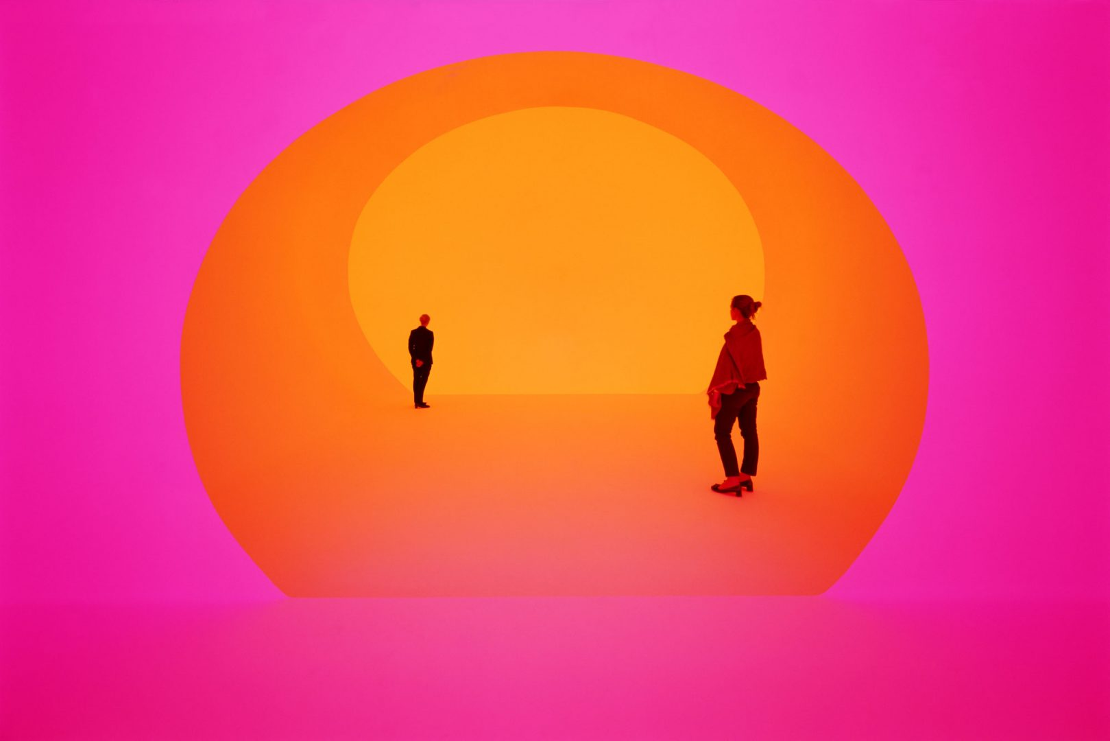 James Turrell – Sculpting light