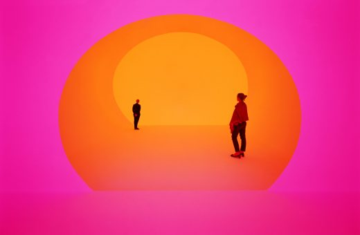 James Turrell – Sculpting light