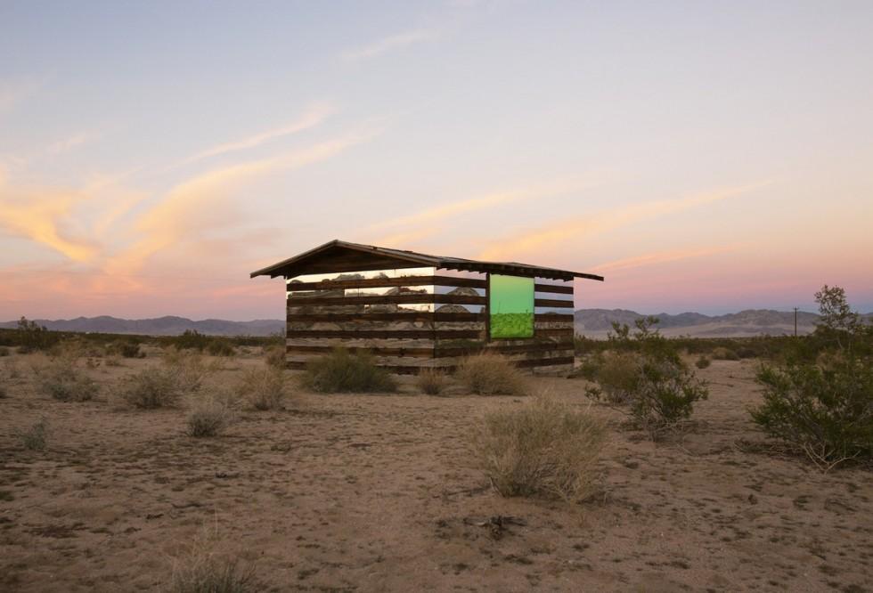 La casa che riflette il deserto | Collater.al 10
