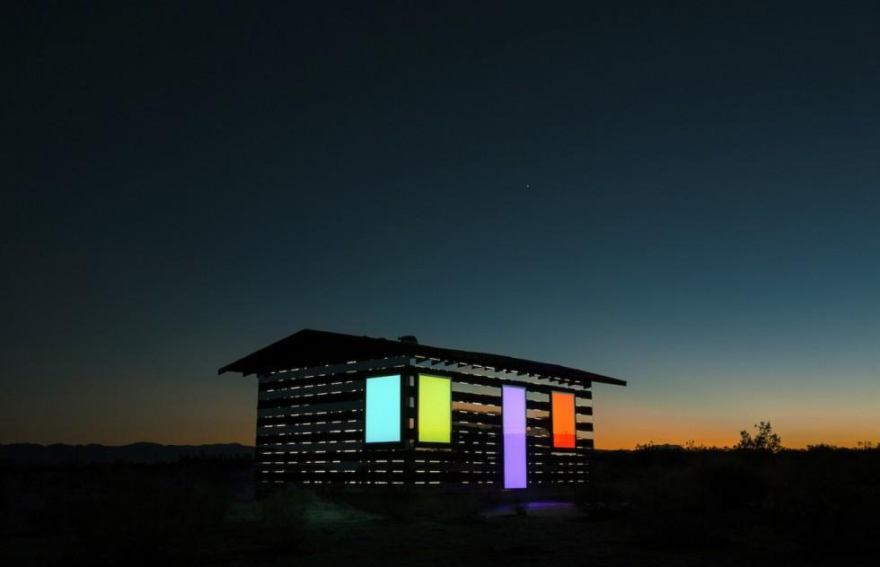La casa che riflette il deserto | Collater.al 15