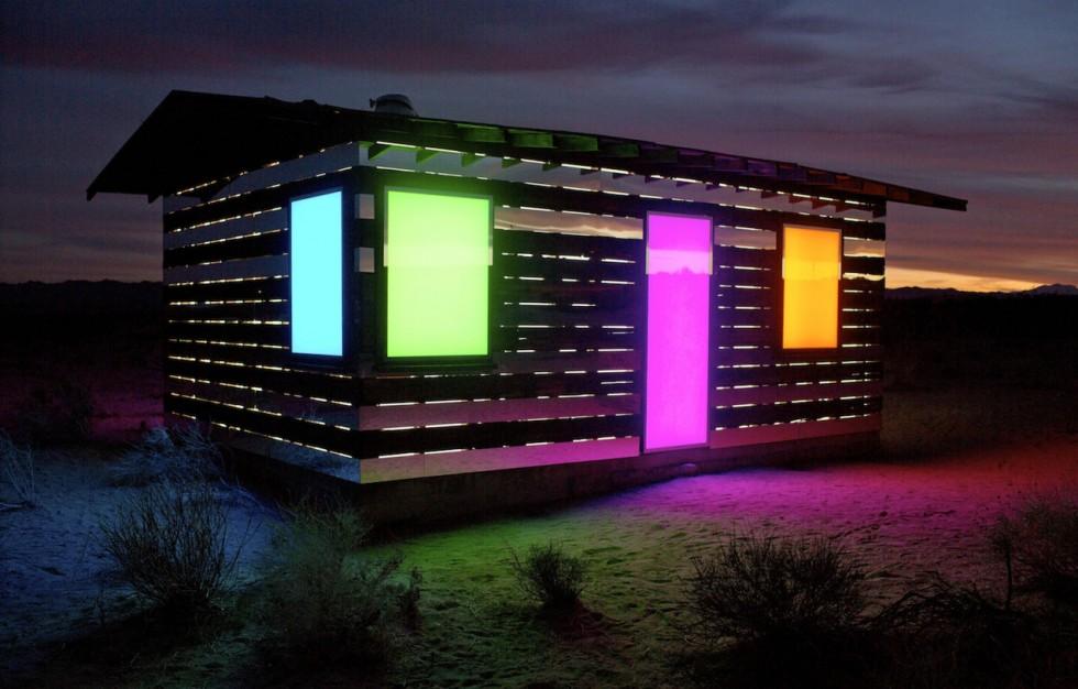 La casa che riflette il deserto | Collater.al 16