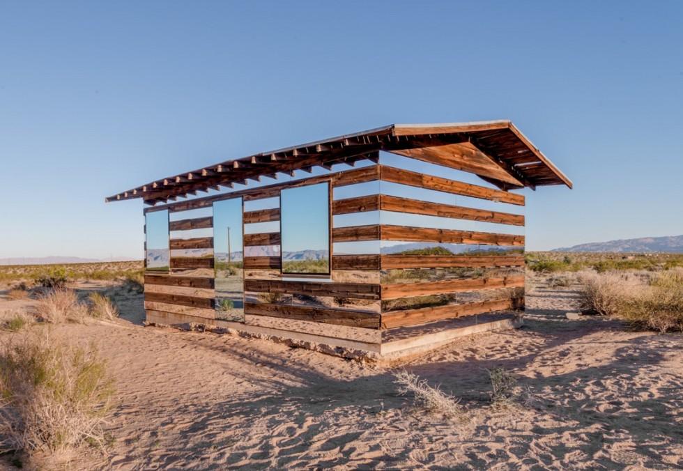 La casa che riflette il deserto | Collater.al 2