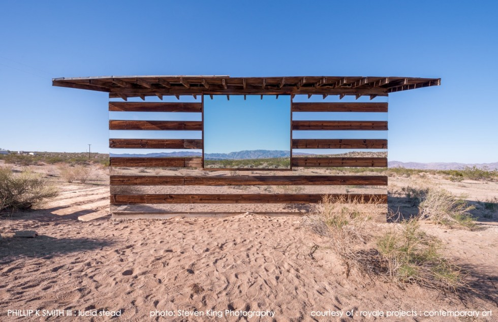 La casa che riflette il deserto | Collater.al 3