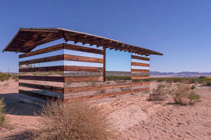La casa che riflette il deserto | Collater.al 4