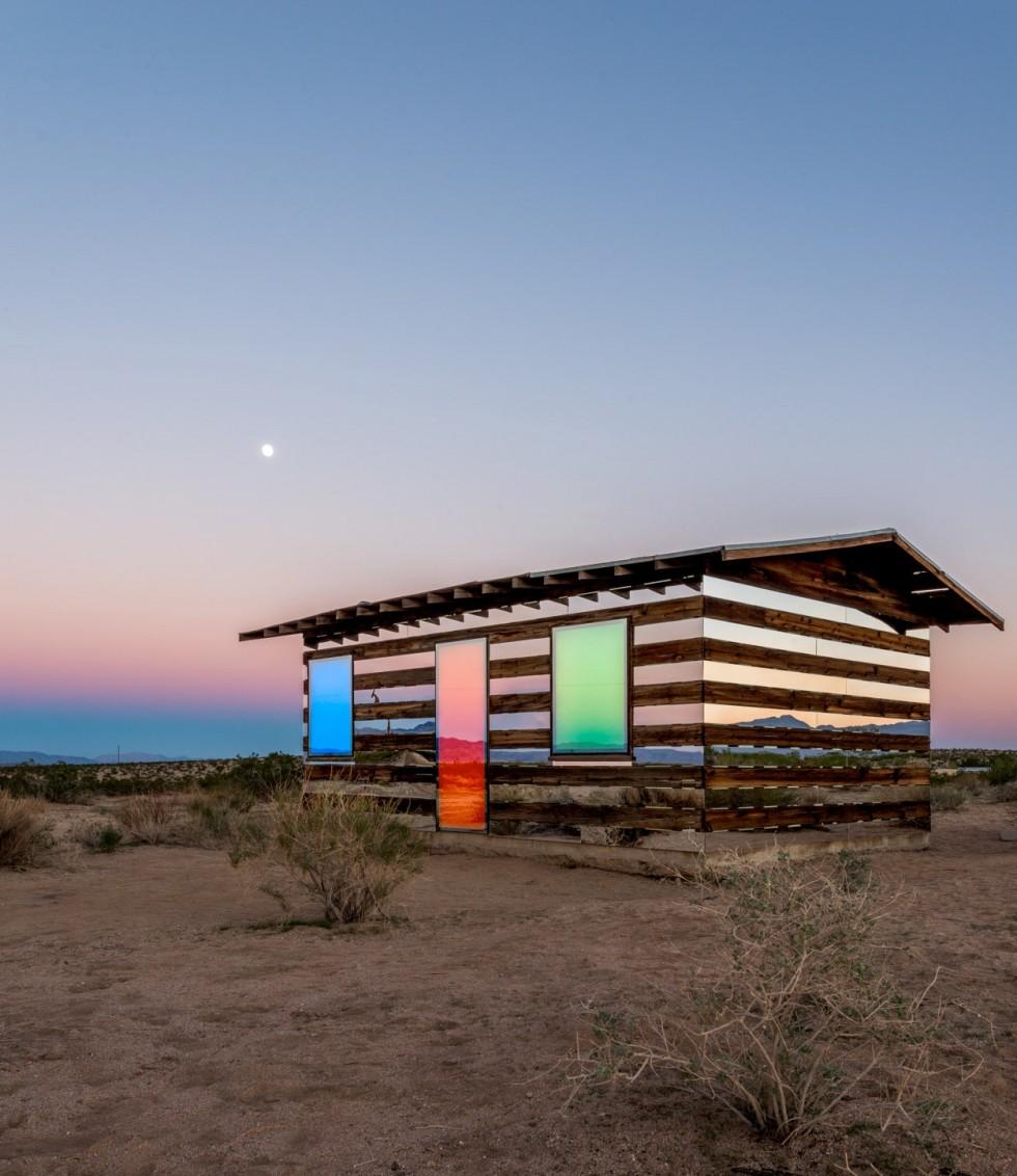 La casa che riflette il deserto | Collater.al 9