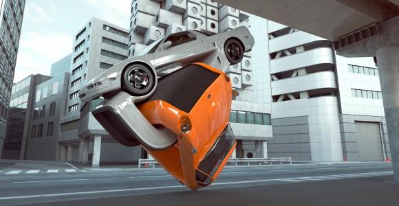 Le auto aerobiche di Chris LaBrooy | Collater.al