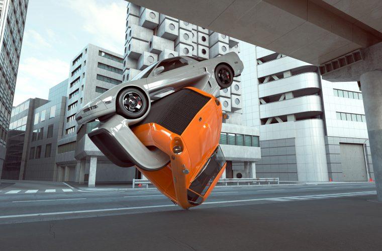 Le auto aerobiche di Chris LaBrooy
